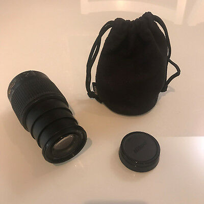 Nikon 55-200mm f/4-5.6G ED IF AF-S DX SWM VR (Vibration Reduction) Lens