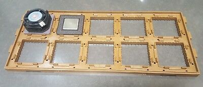 Original OEM CPU Tray for Intel Socket 5/7/370 - Holds 10 Pentium I / III CPUs