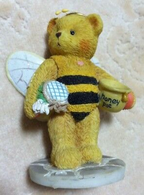 "Cherished Teddies Halloween Bea: ""Bee"" My Friend  #141348  Year 1995"