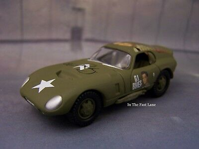 1966 Shelby Cobra Daytona Coupe Rare 1:64 Scale Elvis Collectible Model