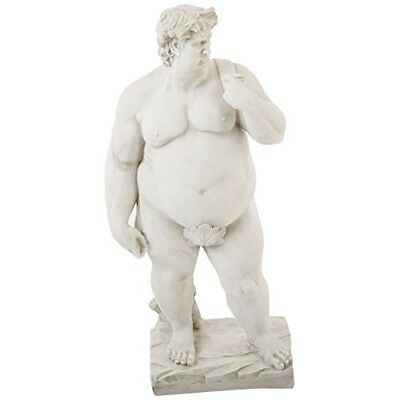 Fat Statue Of David Male Body Nude Greek Statue Ancient Greece Michelangelo Adam
