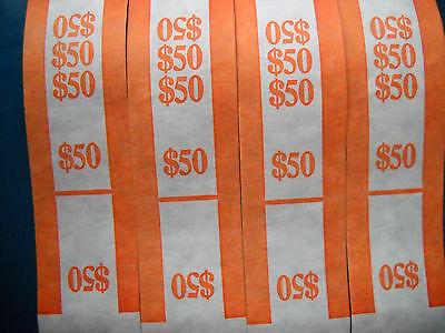 25 USA currency straps bands $50