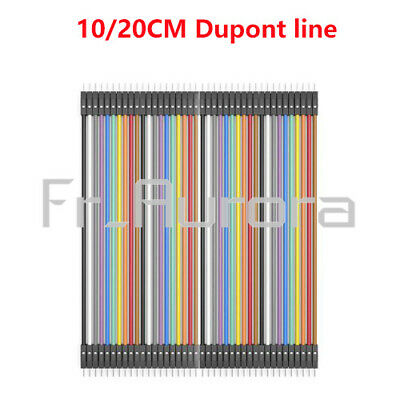10/20CM Multi Dupont Male to Female Breadboard Jumper Wire Raspberry Pi Arduino