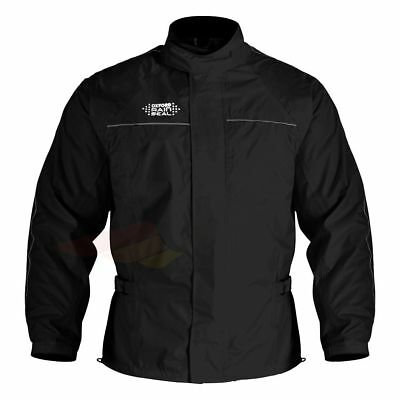 Regenjacke OXFORD RAIN SEAL 6XL SCHWARZ