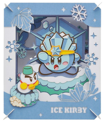 PAPER THEATER /  Kirby Super Star ICE Kirby  NEW JAPAN F/S  puzzle