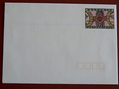 Indigenous Art of Australia: Pre Stamped Envelope set of 10 1st day Issue & Mint
