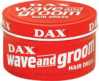 Dax Wax Original Red Hair Dress Wave And Groom 99G Thick Formula Free Fast Del!!