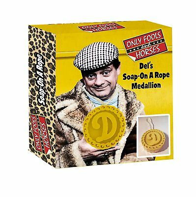 Only Fools and Horses Del Boys Soap On A Rope Official -  DISCOUNTED