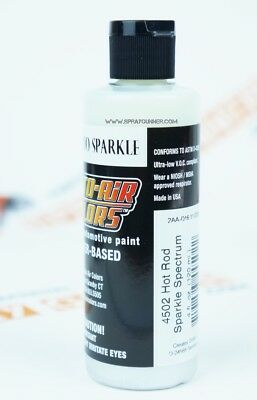 Auto-Air Hot Rod Sparkle Spectrum 4502 4oz. airbrush ready water-based paint