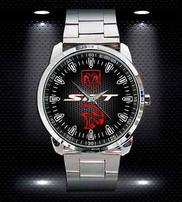 2015 Dodge Challenger Srt Hellcat Logo Sport Metal Watch 17 98