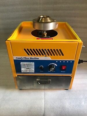 Electric candy floss machine   Model 10ccm002-fm02-y01