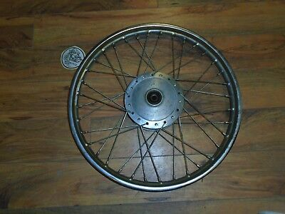1970 Honda Ct90 Front Wheel Rim