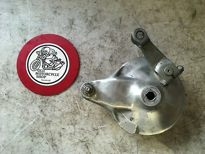 1970 HONDA CT90 REAR BRAKE Plate Assembly OEM