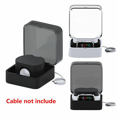 Portable Travel iWatch Charging Box Storage Case Watch Holder For Apple Watch