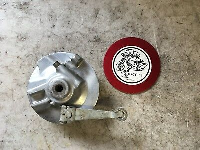 1970 Honda Ct90 Front Brake Drum Oem