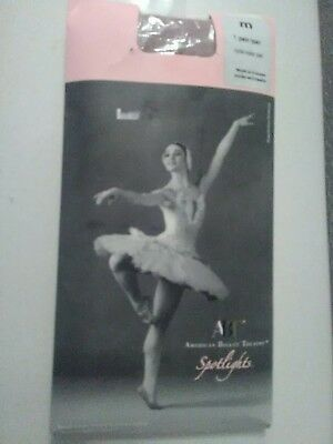 American Ballet Theatre nude tights youth medium brand new