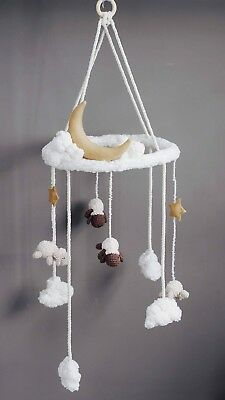 Handcrafted Baby Mobile Nursery Decor