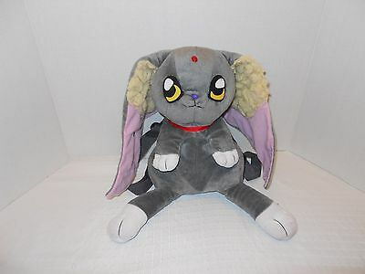 "FUNIMATION 2003 TENCHI MUYO RYO OHKI 11"" Plush Back Pack BAG PIONEER CABBIT"