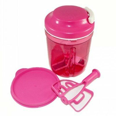 Tupperware Smooth Chopper - PINK - BRAND NEW IN BOX