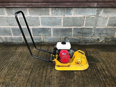 Wacker neuson compaction plate