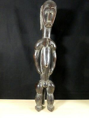 Old Tribal Fang Figure Gabon Africa Fes-Gb1180/GBN30