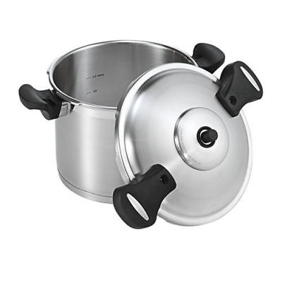 NEW Scanpan Stainless Steel Pressure Cooker 8L 24cm (RRP $419) FAST SHIPPING