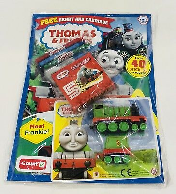 Thomas & Friends Magazine #742 - Double Gift Issue! (New)