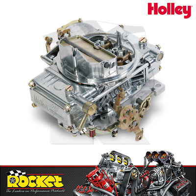 Holley 600CFM 4-Barrel Alloy Classic Carburettor - HO0-1850SA
