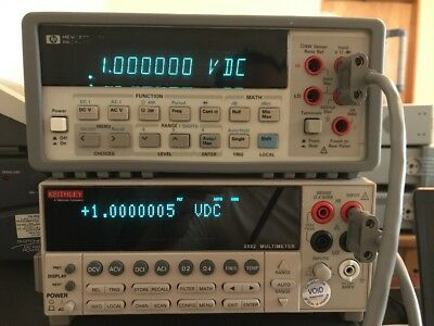 Agilent-HP-Keysight 34401A DMM, 6½ Digit *Tested* #20071101