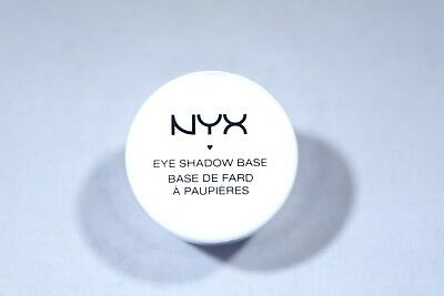 Nyx Eye Shadow Base Esb01 White / Blanc Ja15