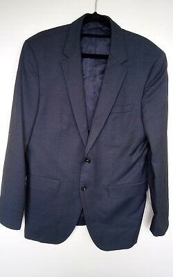 BOSS by HUGO BOSS navy blazer Size UK 48 Regular