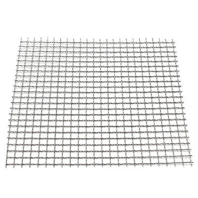 Stainless Steel Filtration Woven Wire Cloth Screen 4/20/40/60/80 Mesh 6 Sizes