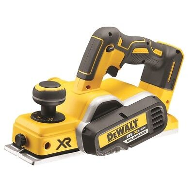 DeWalt 18V XR LI-ION CORDLESS BRUSHLESS PLANER DCP580N-XE 82mm Body Only