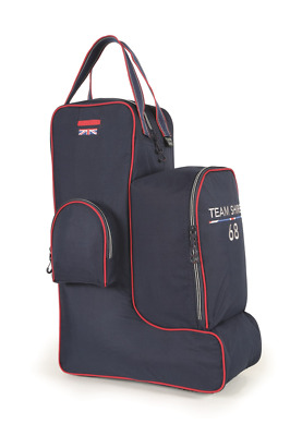 Team Shires Riding Boot, Hat & Whip Bag
