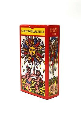 Tarot of Marseille English Booklet Devination