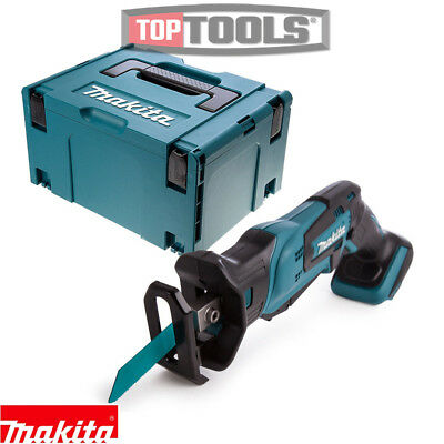 Makita DJR185Z 18V Li-ion Cordless Mini Reciprocating Saw With Type 3 case
