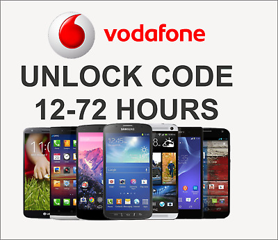 Unlock Vodafone Smart Ultra 6 7 N8 Mini Turbo Prime Vf695 Huawei P9 V8 E8 Code