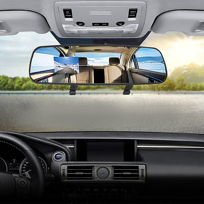 Car HD 1080P 2.7 Video Recorder G-sensor Dash Cam Rearview Mirror Camera DVR #Y