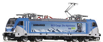PIKO 47450 - TT Gauge - Electric Locomotive BR 187 Traxx The RailPool /