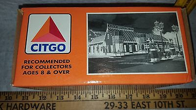 Citgo 1928 Chevrolet National AB Pickup w/ Oil Drum Liberty Classic Never Opened