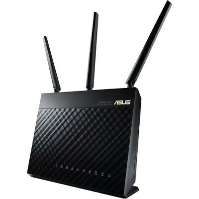 NEW RT-AC68U Dual-Band Wireless-AC1900 Gigabit Router Wireless AC1900 ASUS
