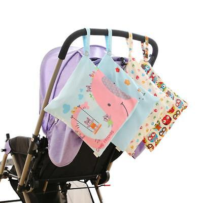 Baby Changing Bags Nappy Waterproof Bag Mummy Diaper Tote N7