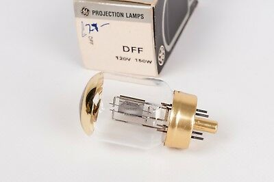 General Electric DFF 120V 150W Projector Lamp