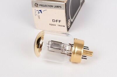 General Electric DFF 120V 150W  Projector Lamp, bulb