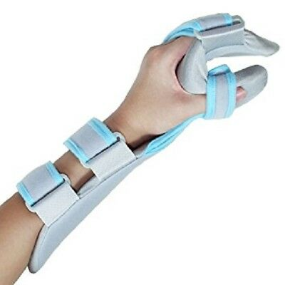 Soft hand immobilizer functional resting forearm/ hand splint for stroke fractur