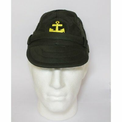Hobby & Work Repro Wwii Imperial Japanese Navy Infanty Combat Cap No9