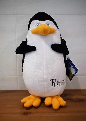 dreamworks presents the penguins of madagascar private plush toy