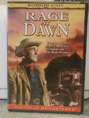 Rage at Dawn (DVD, 2001) RARE 1955 WESTERN BRAND NEW