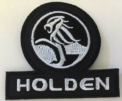 Embroidered vintage cloth patch ~ Holden Lion ~      C010804  -