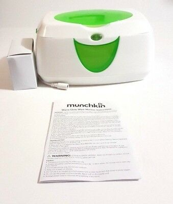 Munchkin Warm Glow Wipe Warmer one size